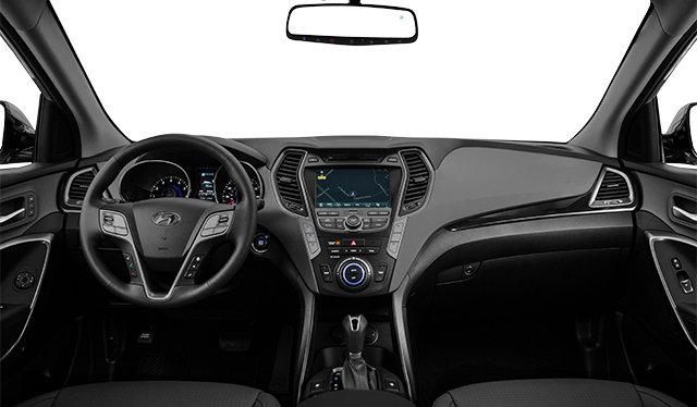 2016 Hyundai Santa Fe XL LIMITED | Photo 3 | Black Leather