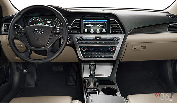 2016 Hyundai Sonata Plug-in Hybrid ULTIMATE   Photo 3   Beige Leather