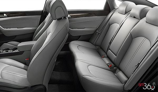 2016 Hyundai Sonata Plug-in Hybrid ULTIMATE   Photo 2   Grey Leather