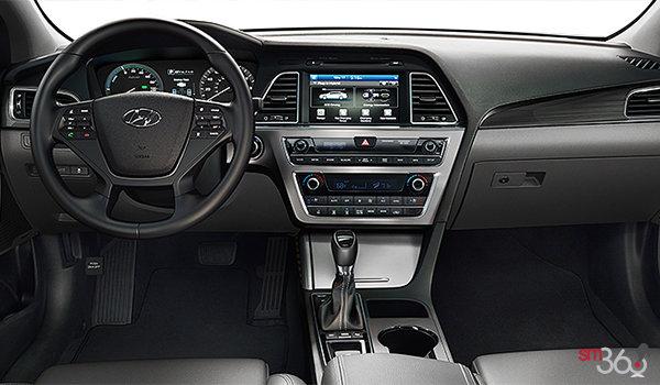 2016 Hyundai Sonata Plug-in Hybrid ULTIMATE   Photo 3   Grey Leather