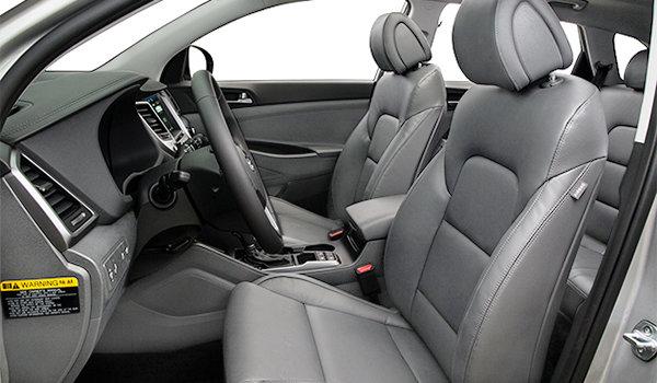 2016 Hyundai Tucson LUXURY | Photo 1 | Grey Leather