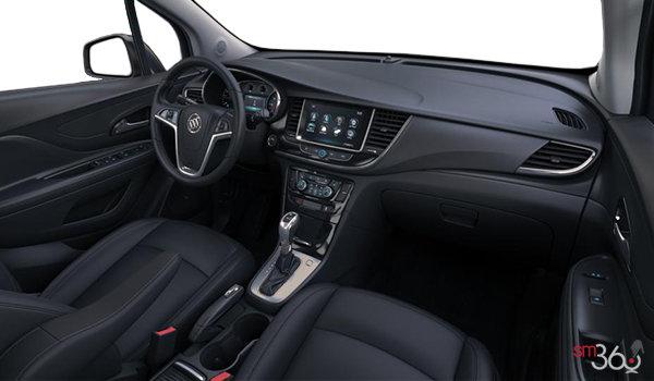 2017 Buick Encore ESSENCE   Photo 3   Ebony Leather