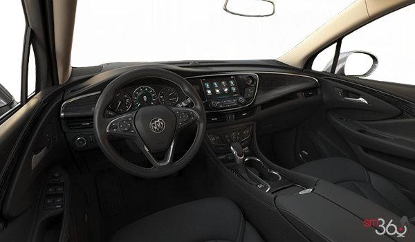 2017 Buick Envision Premium I | Photo 3 | Ebony/Ebony Accent Perforated Leather