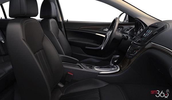 2017 Buick Regal Sportback BASE | Photo 1 | Ebony Leather