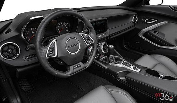 2017 Chevrolet Camaro convertible 2LT | Photo 3 | Medium Ash Grey Leather