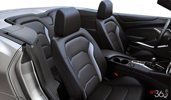 2017 Chevrolet Camaro convertible 2LT | Photo 1 | Jet Black Leather