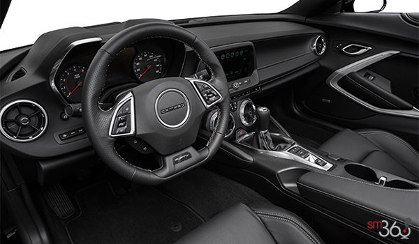 2017 Chevrolet Camaro convertible 2LT | Photo 3 | Jet Black Leather