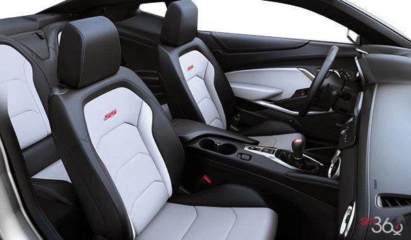 2017 Chevrolet Camaro coupe 2SS   Photo 1   Ceramic White Leather