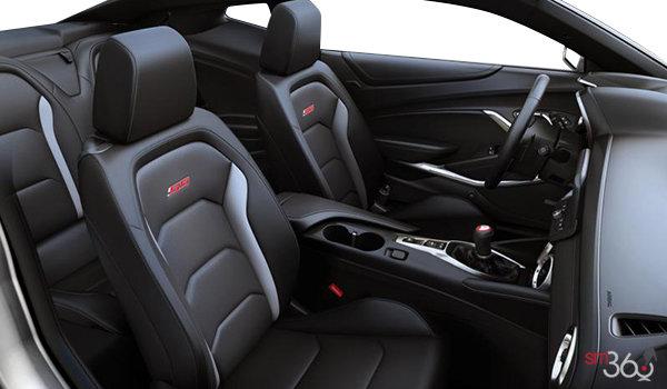 2017 Chevrolet Camaro coupe 2SS   Photo 1   Jet Black Leather