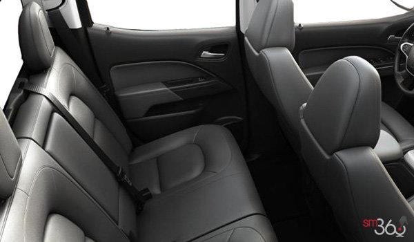 2017 Chevrolet Colorado LT | Photo 2 | Dark Ash/Jet Black Leather