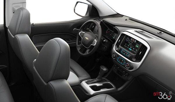 2017 Chevrolet Colorado LT | Photo 1 | Dark Ash/Jet Black Leather