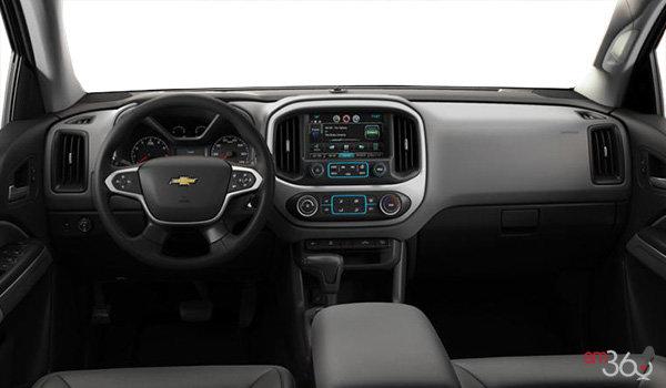 2017 Chevrolet Colorado LT | Photo 3 | Dark Ash/Jet Black Cloth