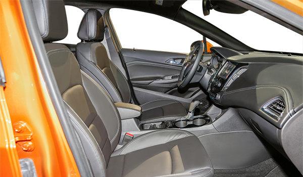 2017 Chevrolet Cruze Hatchback PREMIER | Photo 1 | Jet Black Leather