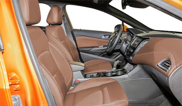 2017 Chevrolet Cruze Hatchback PREMIER | Photo 1 | Jet Black/Kalahari Leather