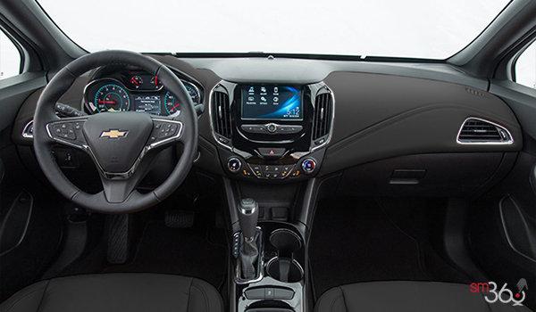 2017 Chevrolet Cruze PREMIER | Photo 3 | Jet Black Leather