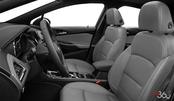 2017 Chevrolet Cruze PREMIER | Photo 1 | Dark Atmosphere/Medium Atmosphere Leather