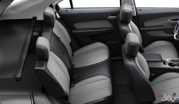 2017 Chevrolet Equinox PREMIER | Photo 2 | Light Titanium/Jet Black Perforated Leather