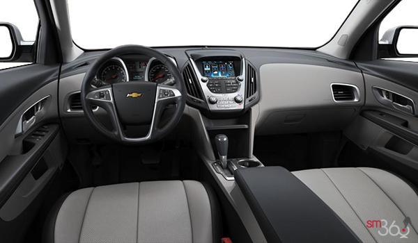 2017 Chevrolet Equinox PREMIER | Photo 3 | Light Titanium/Jet Black Perforated Leather