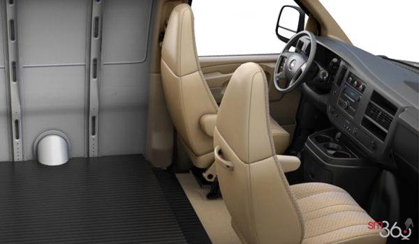 2017 Chevrolet Express 2500 CARGO | Photo 1 | Neutral Cloth