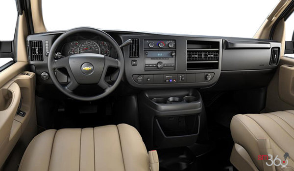 2017 Chevrolet Express 2500 CARGO | Photo 3 | Neutral Vinyl