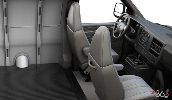2017 Chevrolet Express 3500 CARGO | Photo 1 | Medium Pewter Cloth