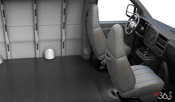 2017 Chevrolet Express 3500 CARGO | Photo 1 | Medium Pewter Vinyl