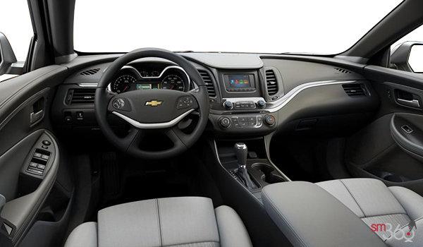 2017 Chevrolet Impala LS | Photo 3 | Dark Titanium/Jet Black Premium Cloth