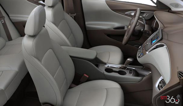 2017 Chevrolet Malibu Hybrid HYBRID | Photo 1 | Dark Atmosphere/Medium Ash Grey Leather