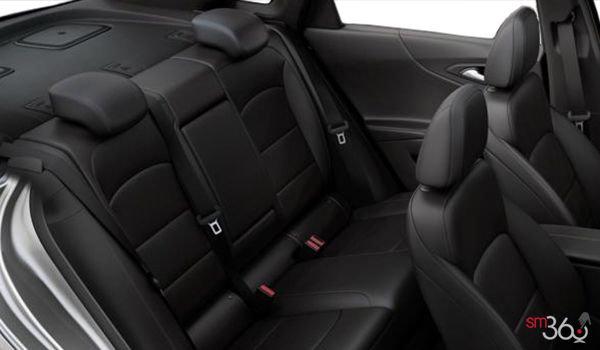 2017 Chevrolet Malibu Hybrid HYBRID | Photo 2 | Jet Black Leather
