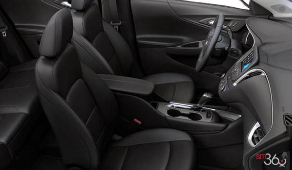 2017 Chevrolet Malibu Hybrid HYBRID | Photo 1 | Jet Black Leather