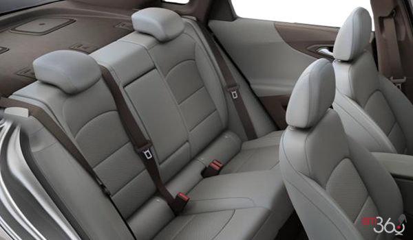 2017 Chevrolet Malibu Hybrid HYBRID | Photo 2 | Dark Atmosphere/Medium Ash Grey Premium Cloth
