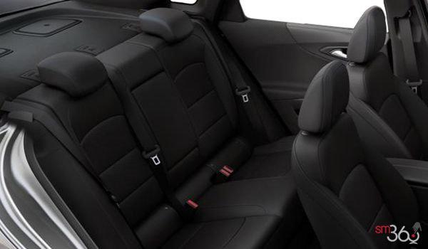2017 Chevrolet Malibu Hybrid HYBRID | Photo 2 | Jet Black Premium Cloth