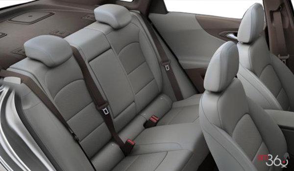 2017 Chevrolet Malibu LS | Photo 2 | Dark Atmosphere/Medium Ash Grey Premium Cloth