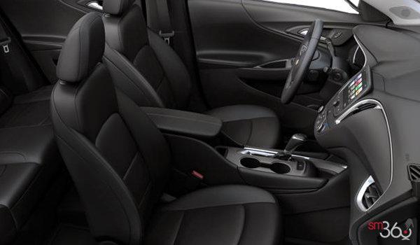 2017 Chevrolet Malibu LT | Photo 1 | Jet Black Leather
