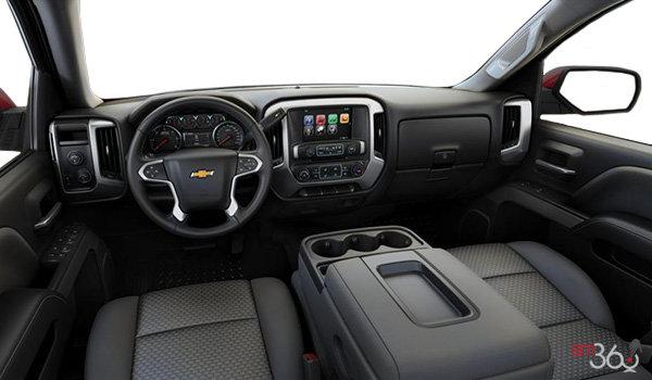 2017 Chevrolet Silverado 1500 LT Z71 | Photo 3 | Dark Ash/Jet Black Cloth