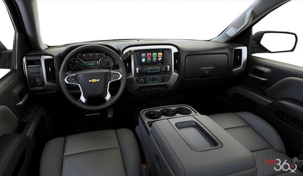 2017 Chevrolet Silverado 1500 LT | Photo 3 | Dark Ash/Jet Black Cloth