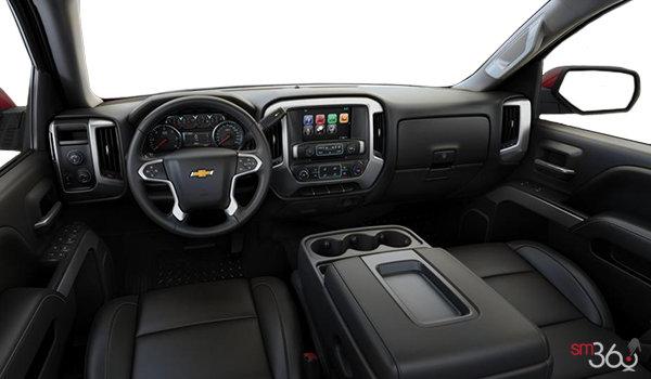2017 Chevrolet Silverado 1500 LT | Photo 3 | Jet Black Leather