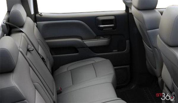 2017 Chevrolet Silverado 1500 LTZ Z71 | Photo 2 | Dark Ash/Jet Black Leather