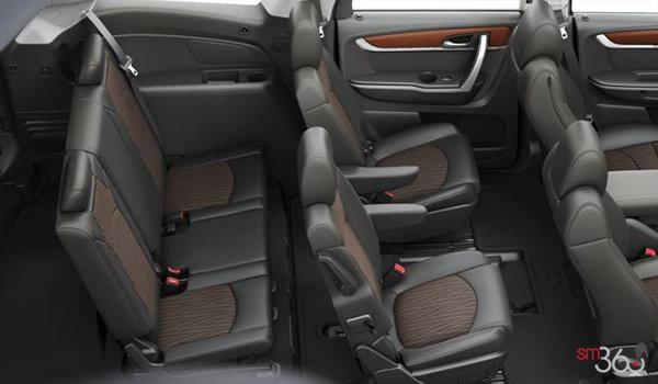 2017 Chevrolet Traverse 2LT | Photo 2 | Saddle/Ebony Premium Cloth