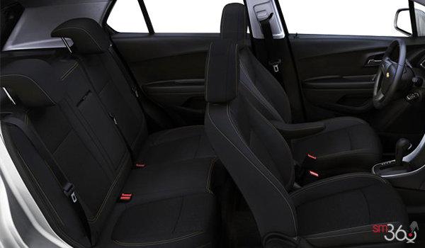 2017 Chevrolet Trax LS | Photo 2 | Jet Black Cloth