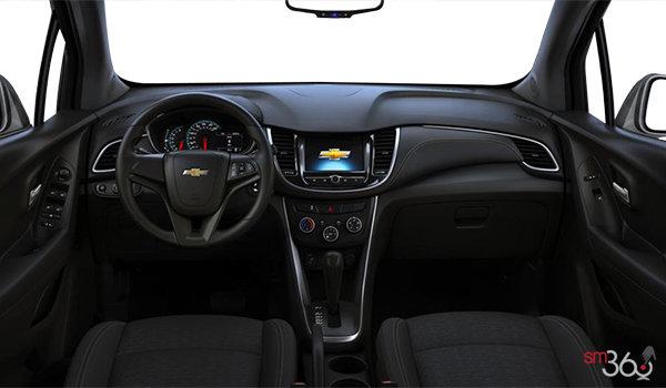2017 Chevrolet Trax LS | Photo 3 | Jet Black Cloth