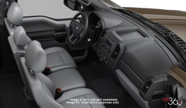 2017 Ford Chassis Cab F-550 XL | Photo 1 | Medium Earth Grey Cloth