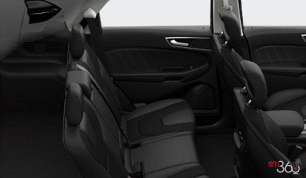2017 Ford Edge SPORT | Photo 2 | Ebony Leather