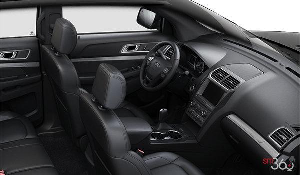 2017 Ford Explorer XLT | Photo 1 | Ebony Black Leather