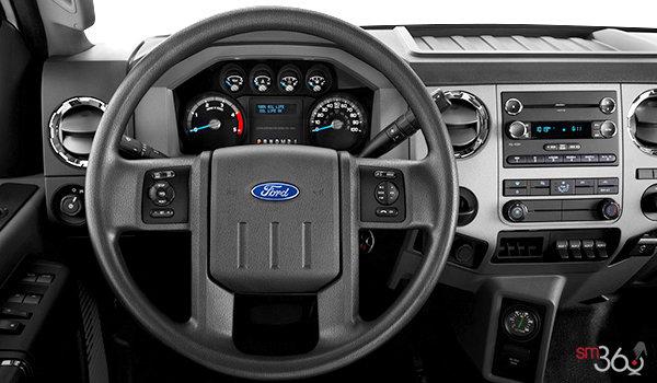 2017 Ford F-650 SD Gas Pro Loader | Photo 3 | Steel Grey Cloth