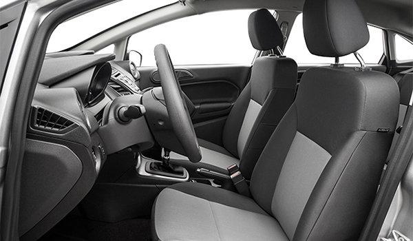 2017 Ford Fiesta Sedan S | Photo 1 | Charcoal Black Cloth
