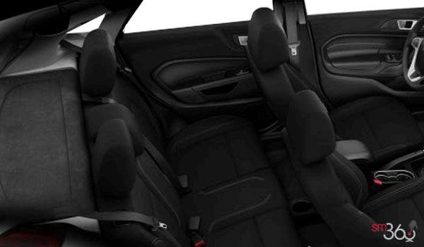 2017 Ford Fiesta Sedan SE | Photo 2 | Charcoal Black Cloth