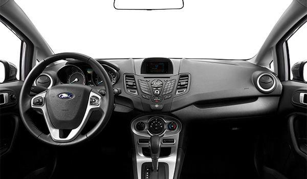 2017 Ford Fiesta Sedan SE | Photo 3 | Charcoal Black Cloth