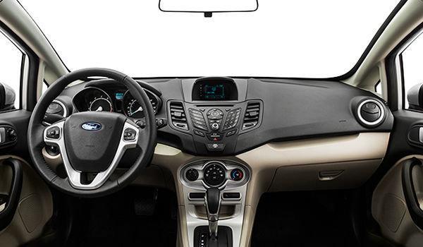 2017 Ford Fiesta Sedan SE | Photo 3 | Medium Light Stone Cloth