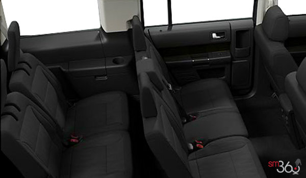 2017 Ford Flex SEL | Photo 2 | Charcoal Black Cloth